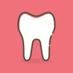 Prześliczne urodziwe zęby także wspaniały prześliczny uśmiech to powód do płenego uśmiechu.